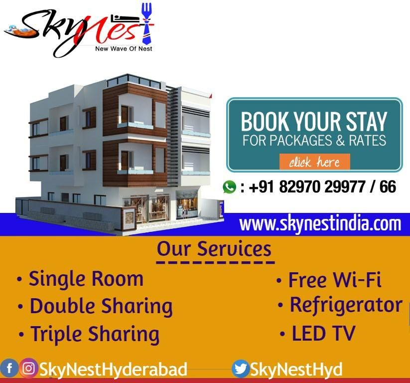 Fully Furnished Service Apartments in Hyderabad
