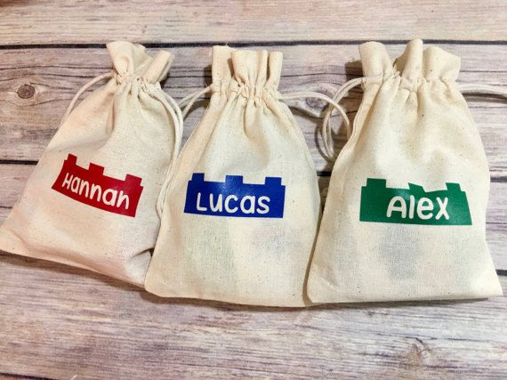 Muslin Bag/ Party Favor Bag/ Cotton Pouch/ Jewelry Pouch