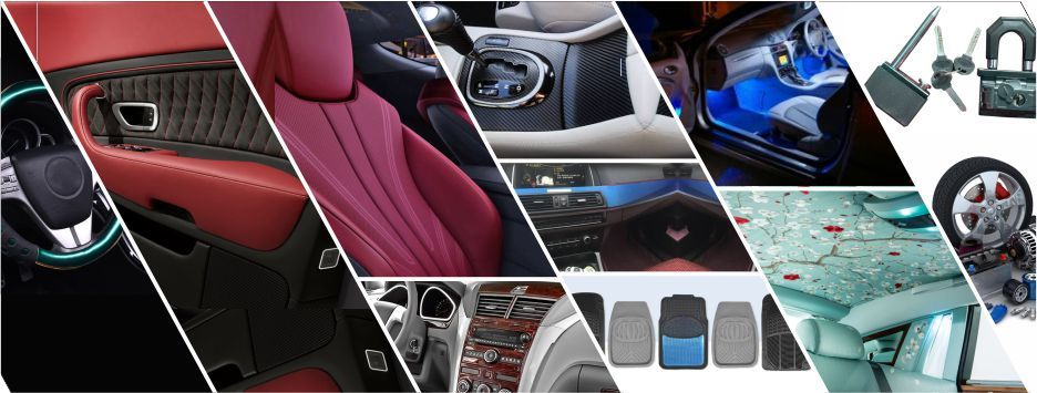 Car accessories in noida