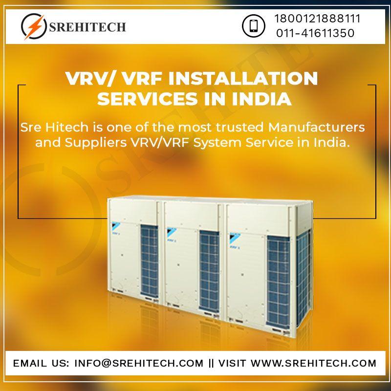 VRV/ VRF AC Installation Services in Delhi/NCR,India