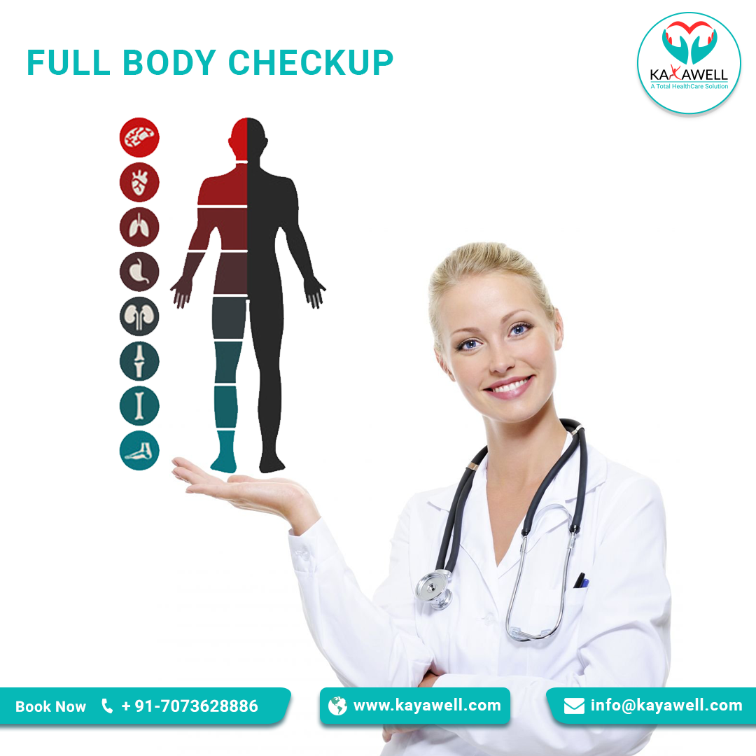 Find Full Body Checkup Nearby