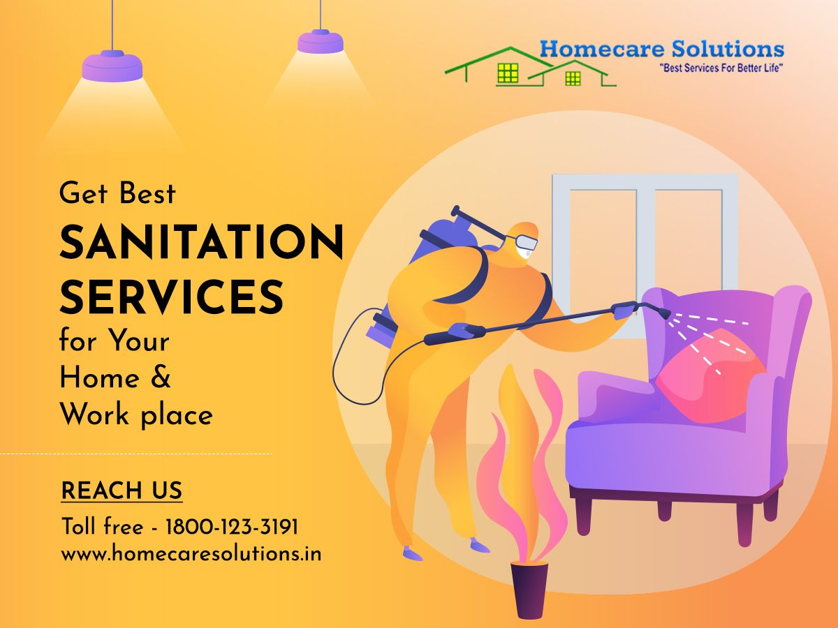 Homecare Solutions- Home, Office, Kitchen, Bathroom, Sofa, Deep Home Cleaning Services in Bangalore