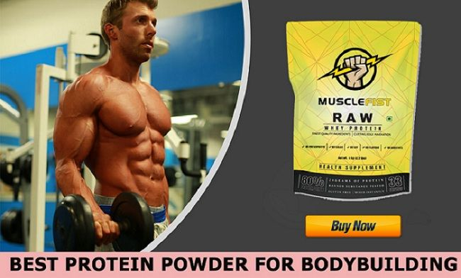 Raw Whey Protein- Best Protein Shake For Men And Women