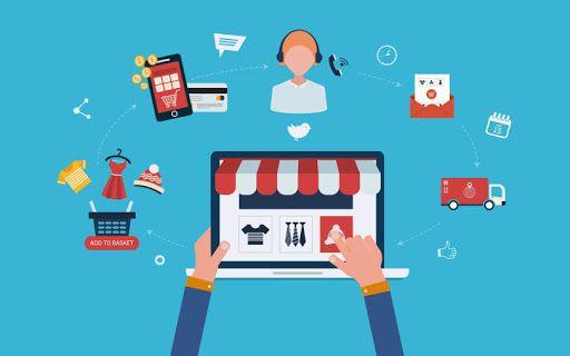 Enhance your business with ErisnTech E-Commerce Web Development Services