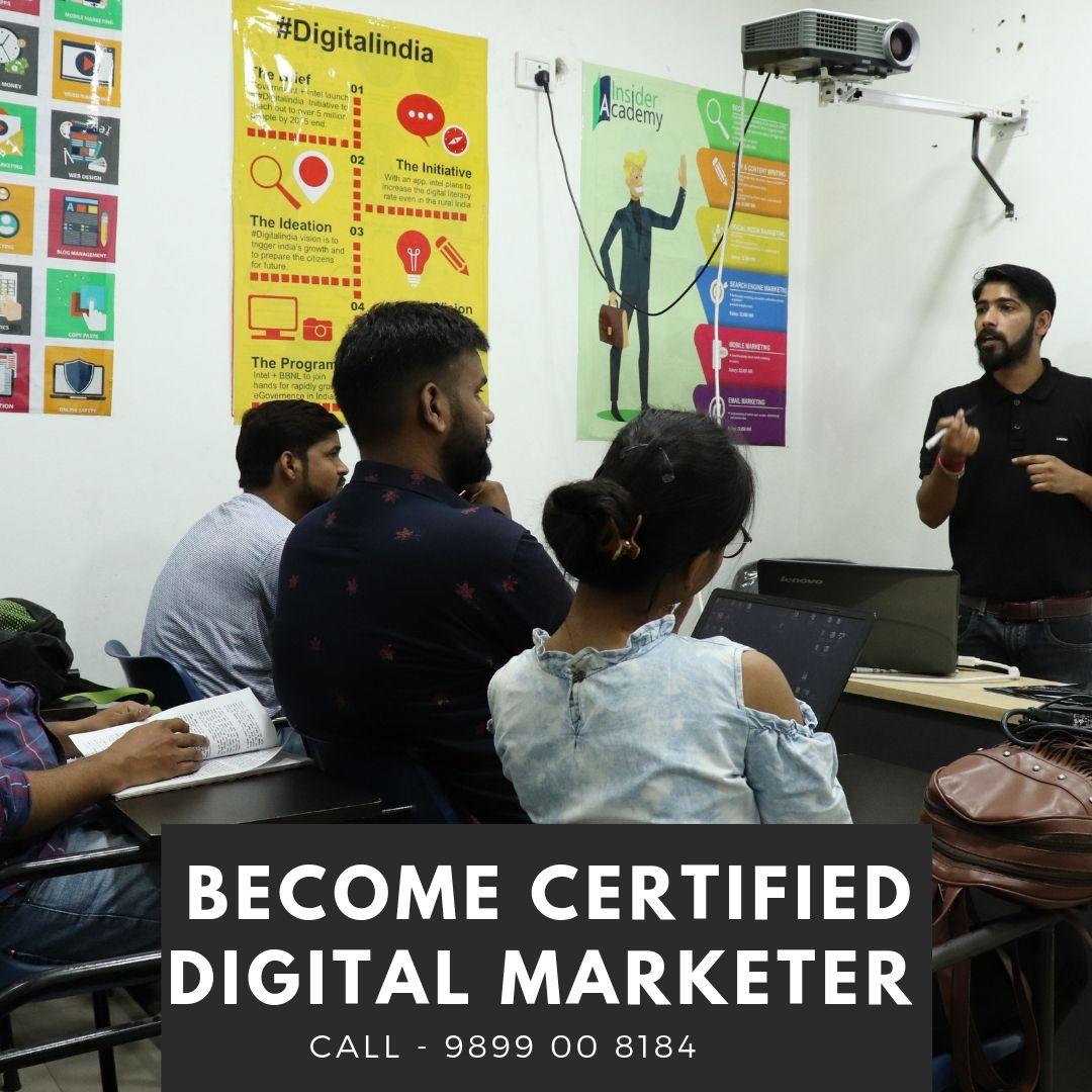 Digital Marketing Institute in Noida Sector 4