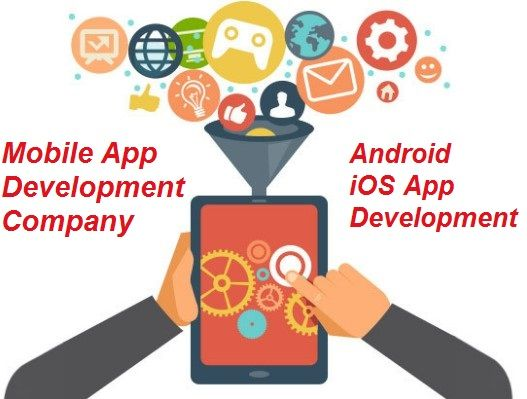 Mobile app development Service - Android and iOS App Development