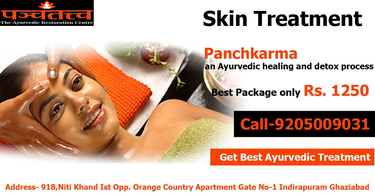Panchkarma Ayurveda treatment center for joint pain in indirapuram