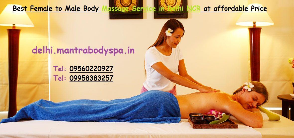 Full Body to Body Massage in Delhi NCR