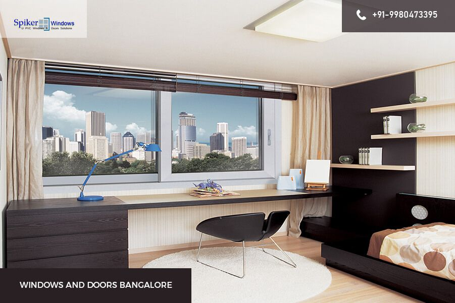 UPVC Windows For Home | Spiker Window
