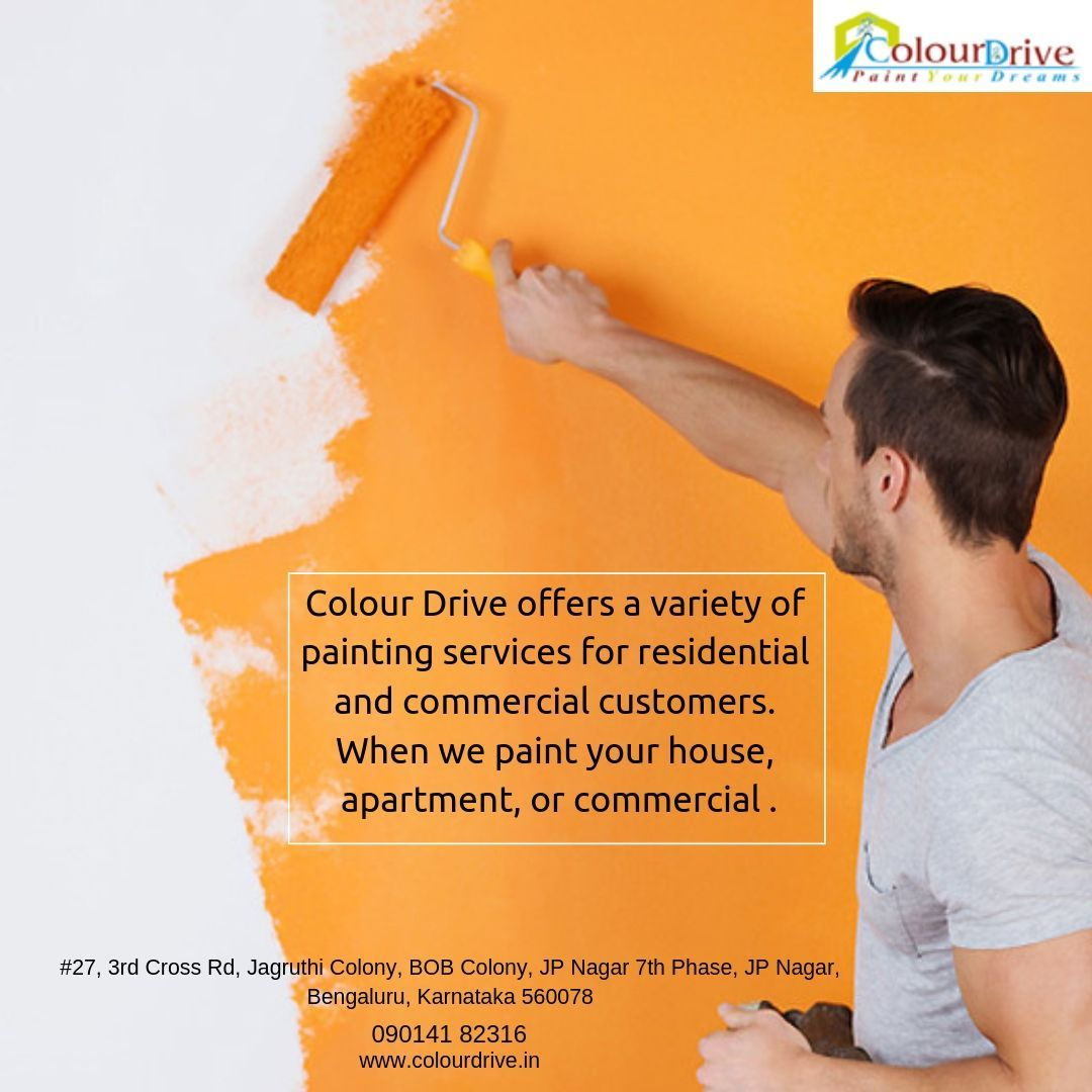 Unique Idea to How To Select the Right Paint and Color For Your Home by ColourDrive