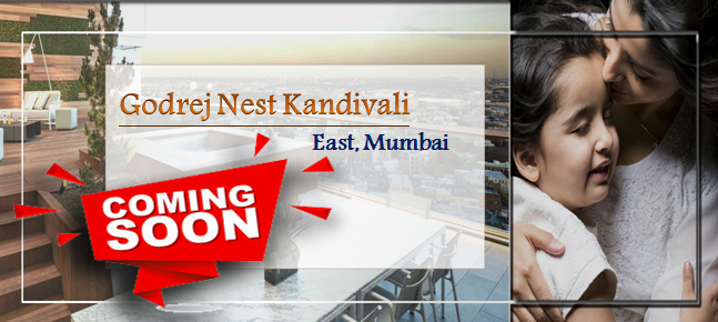 Godrej Nest Kandivali An Upcming Residential Project in Mumbai by Godrej Group