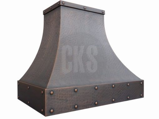 Chicago Copper Range Hood