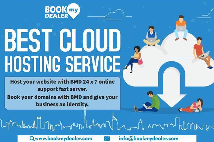 Best cloud hosting service in Delhi