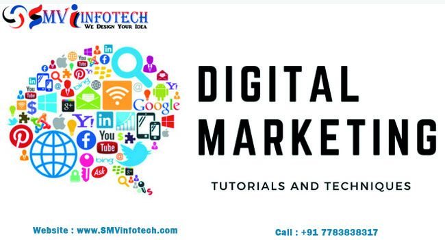 Digital Marketing company in Patna|Digital agency:-SMV Infotech