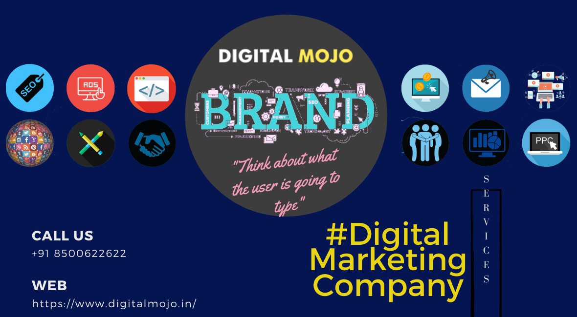 SEO and Social Media Marketing Company- Digital Mojo