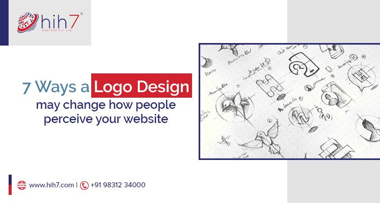 7 Ways a Logo Design May Change How People Perceive Your Website