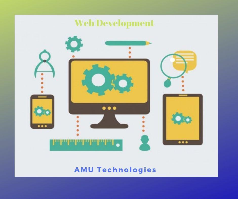 Web Development in India - AMU Technologies