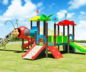 playground equipment manufacturer.