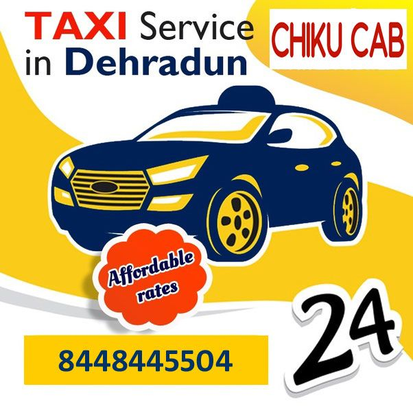 Taxi service in Dehradun for sightseeing