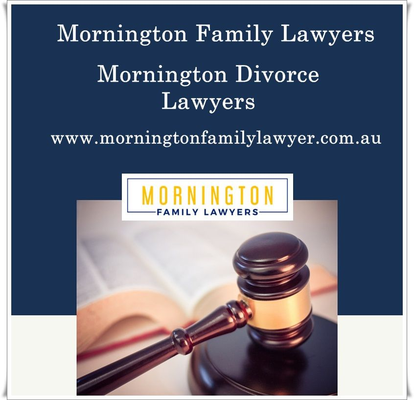 Mornington Divorce Lawyers
