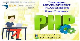 Join Best PHP Institute in Noida - SLA Consultants Noida
