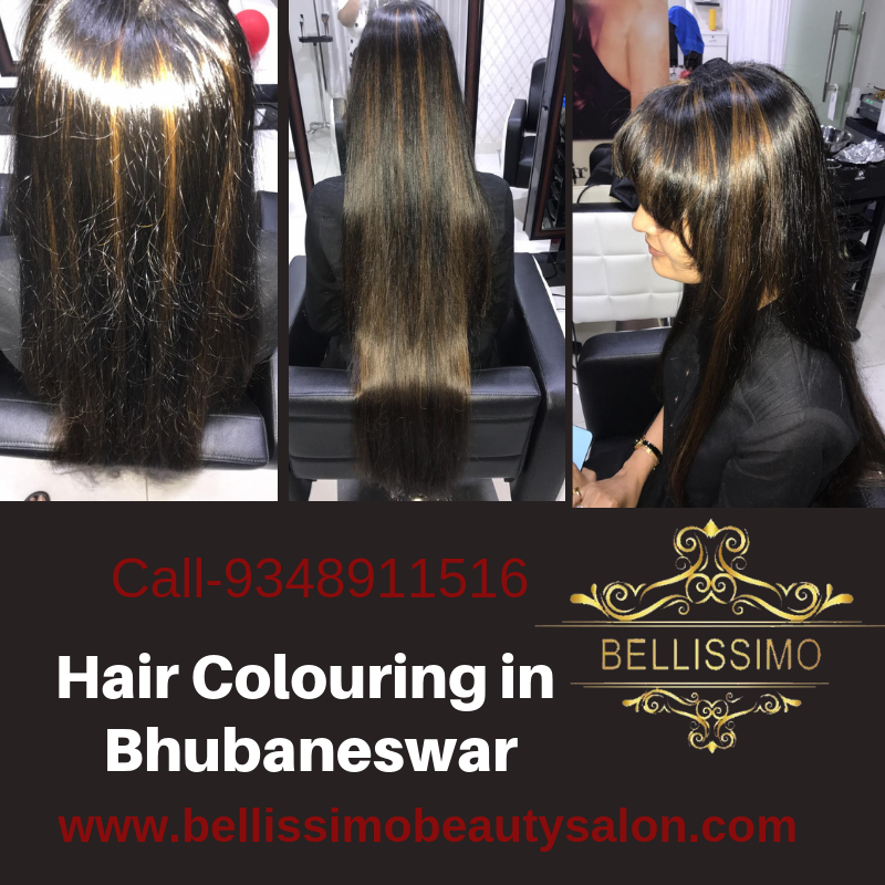 Best Hair Color in Bhubaneswar