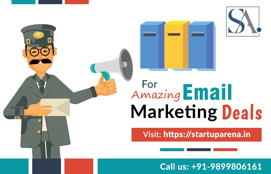 Startuparena: Best email marketing and Newsletter services in India.
