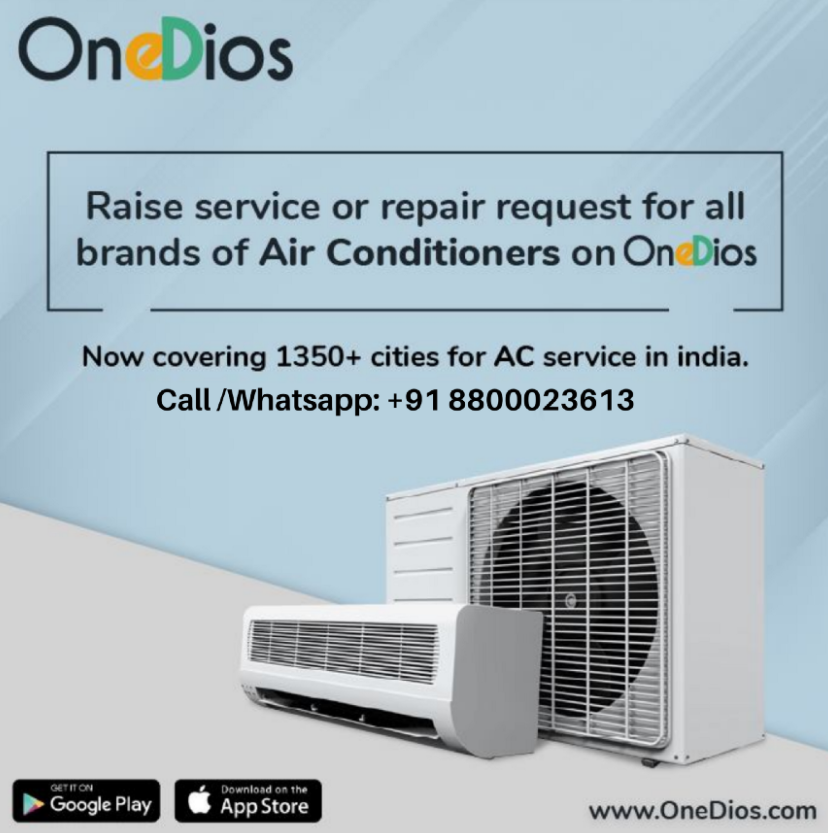 OneDios, the best ac service provider