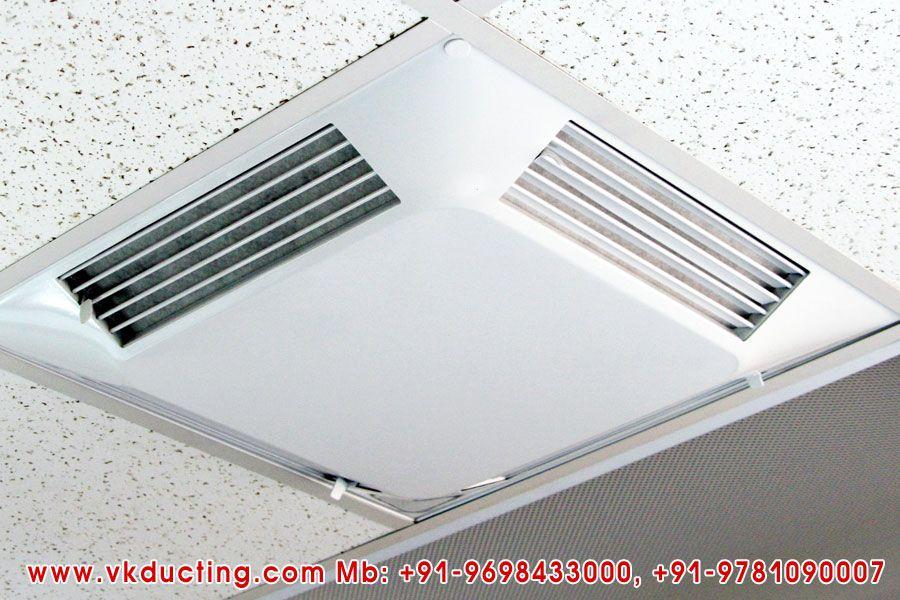 Industrial Steel Ducting, AC Ducting, Air Cooler Ductings in Ludhiana M9698433000 vkducting.com