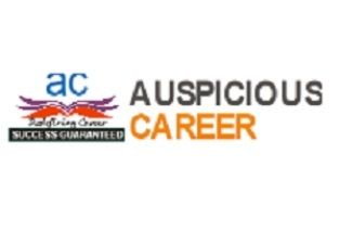Auspicious Career- Your Future is Here