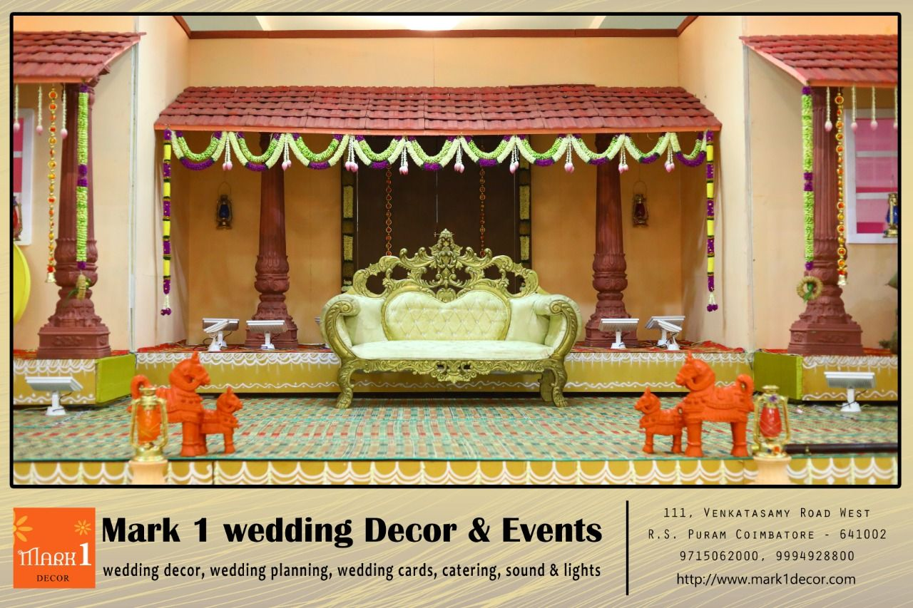 Wedding Planning Services | Best Wedding Planners in Coimbatore | Chennai