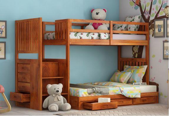 Buy Bunk Beds For Kids Online Upto 55% OFF
