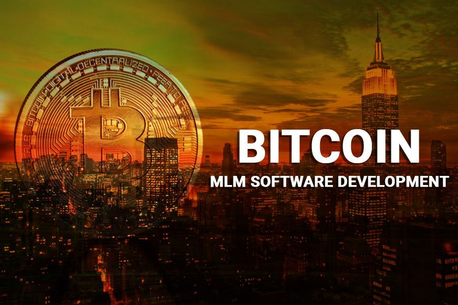 Bitcoin Cryptocurrency MLM Software Development Company