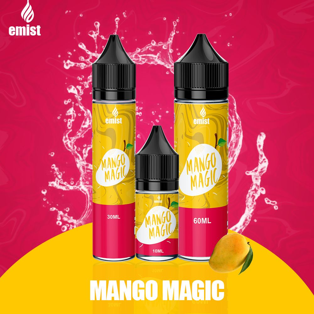 Why should you buy Mango e-juice flavour from eMist Liquids?