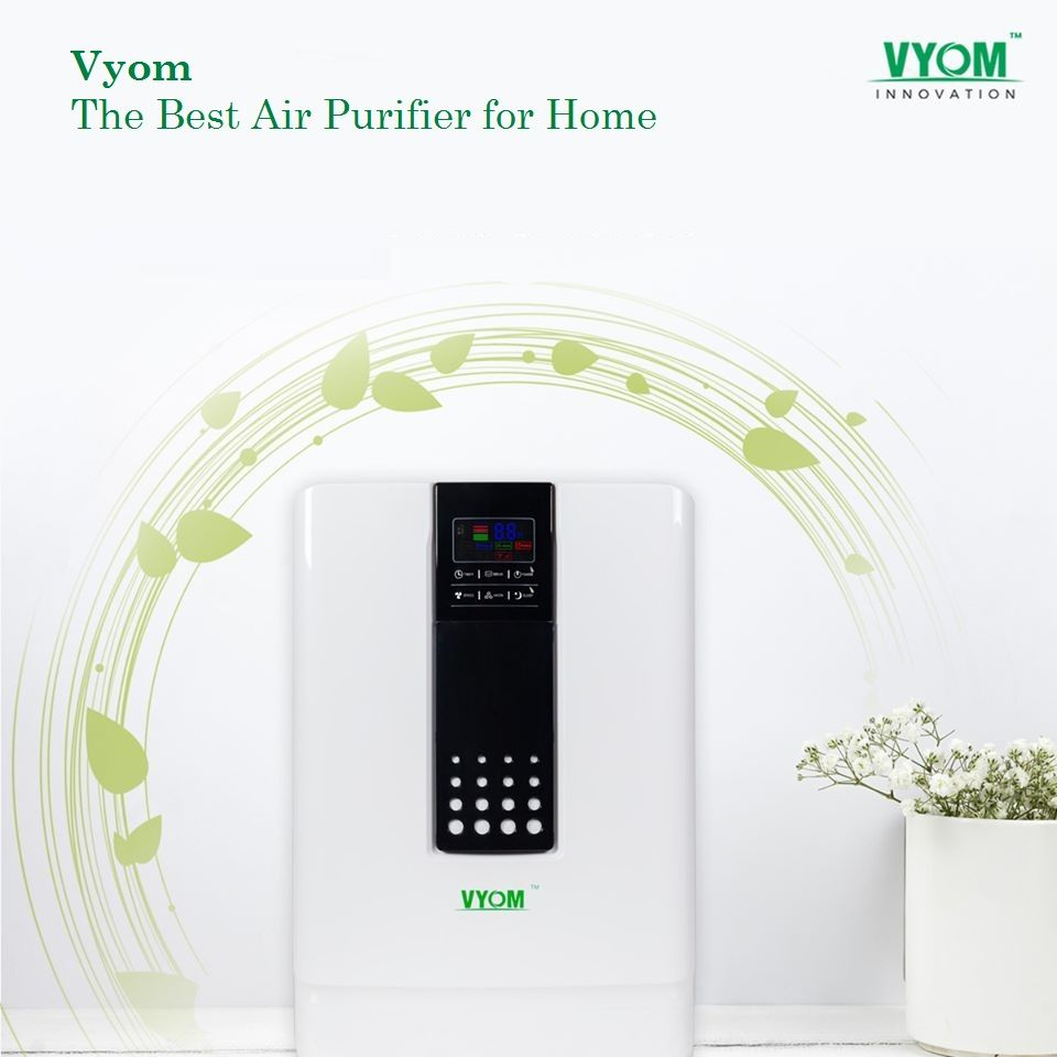 Buy India's Best Home Air Purifier - Vyom