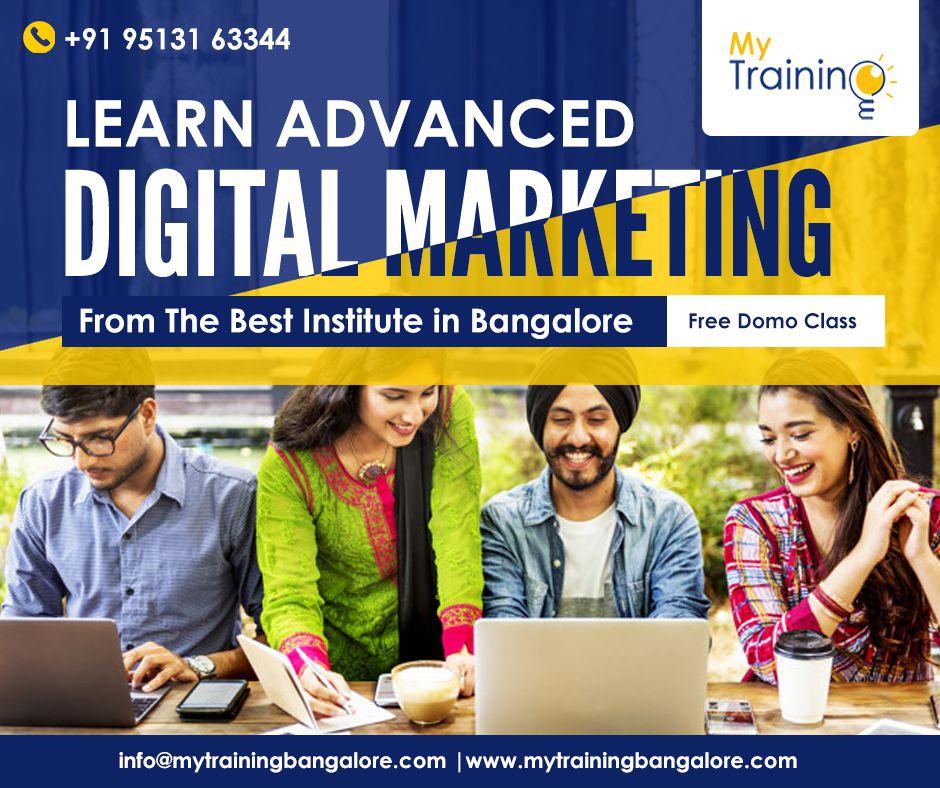 My training Bangalore