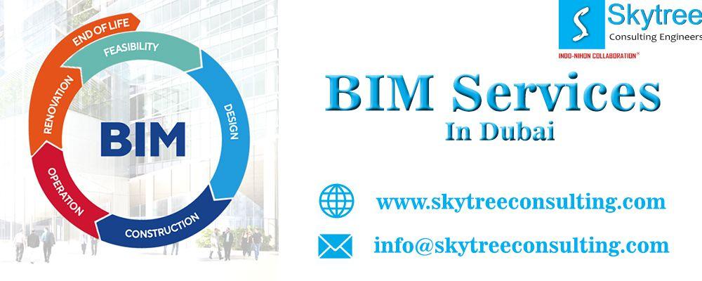 Building Information Modeling (BIM) Company In Dubai, Qatar, Abu Dhabi, Kuwait – Skytreeconsulting