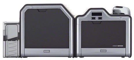 Dual Side Fargo HDP 5000 Printer in UAE | Cardline Electronics
