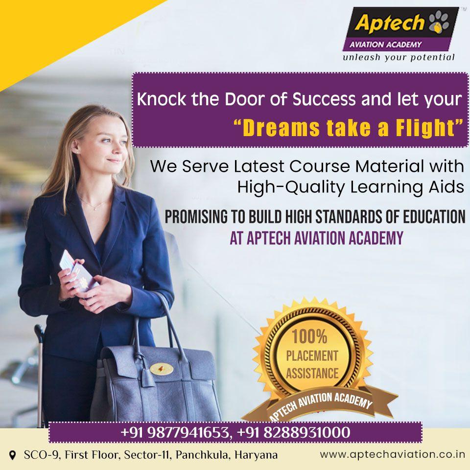 airhostess academy in panchkula