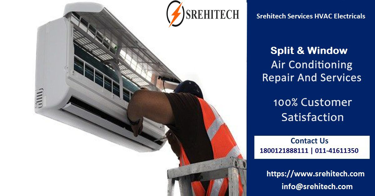 Split & Window AC Installation Services in Delhi/NCR