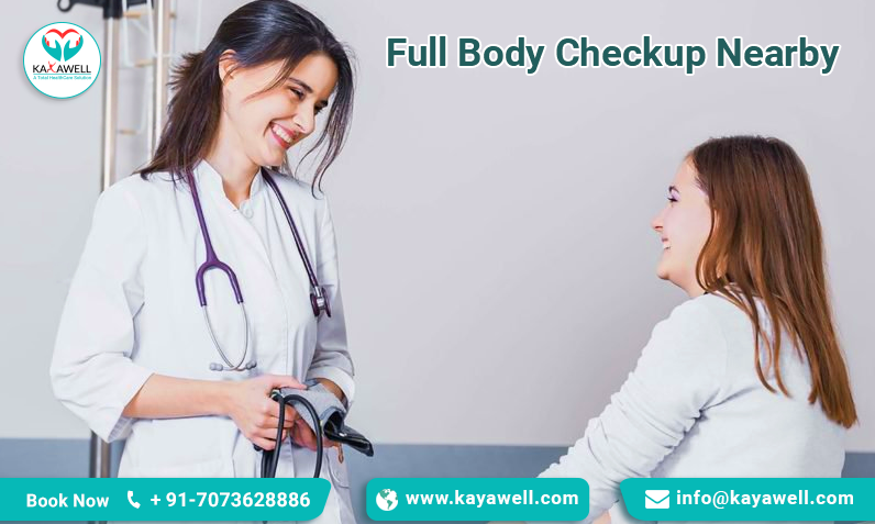 Get Full Body Checkup Best Price