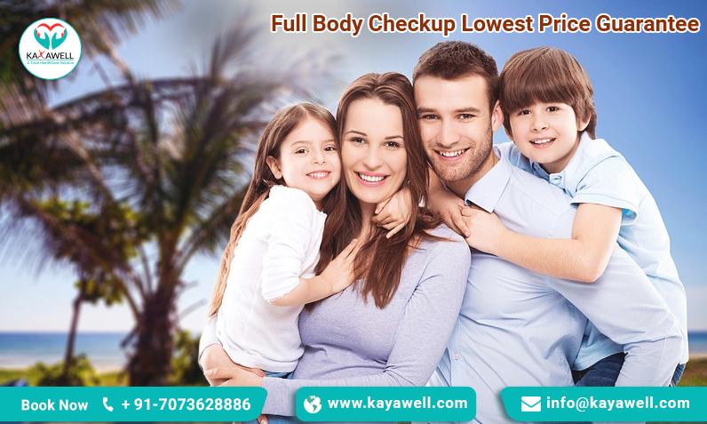 Full Body Checkup Best Price