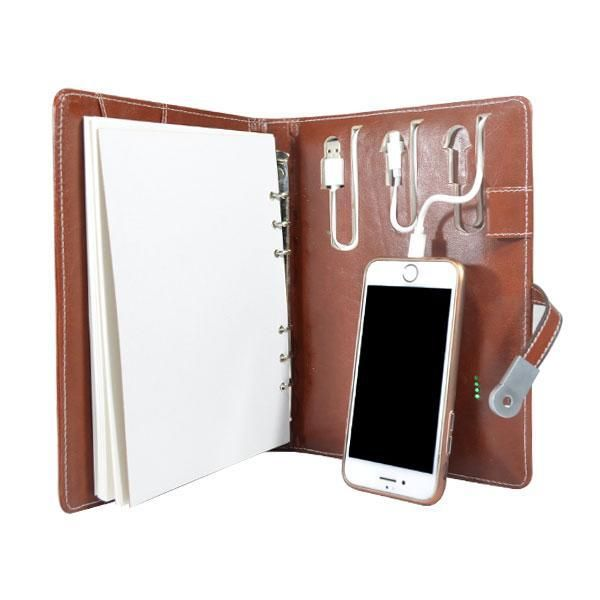 Power Bank Diary For Corporate Gifts