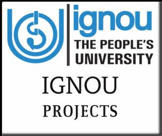 Ignou Solved Project Report Low price