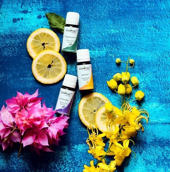 Natural Essential Oils - Buy Essential Oils Online at Best Price | Meraki Essentials
