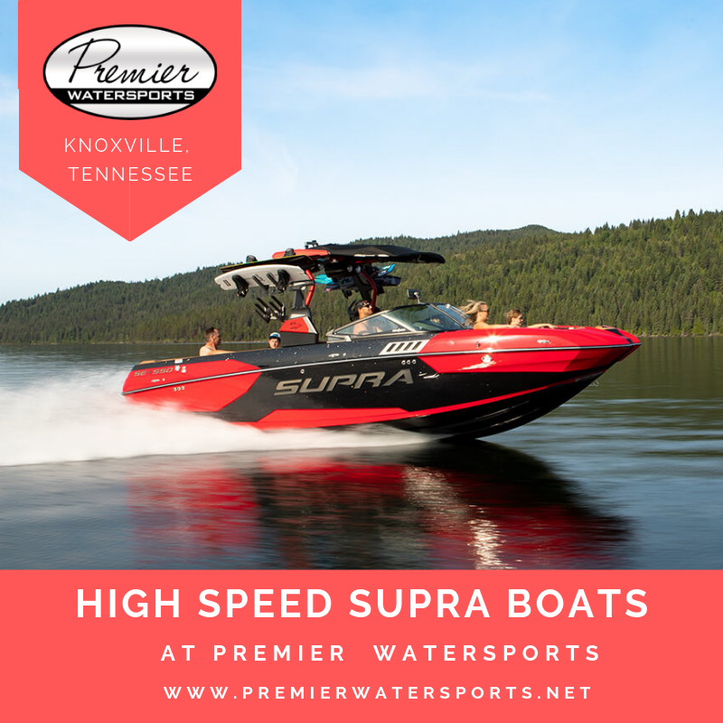Buy Affordable Supra Boats from Premier Watersports, Knoxville Tn