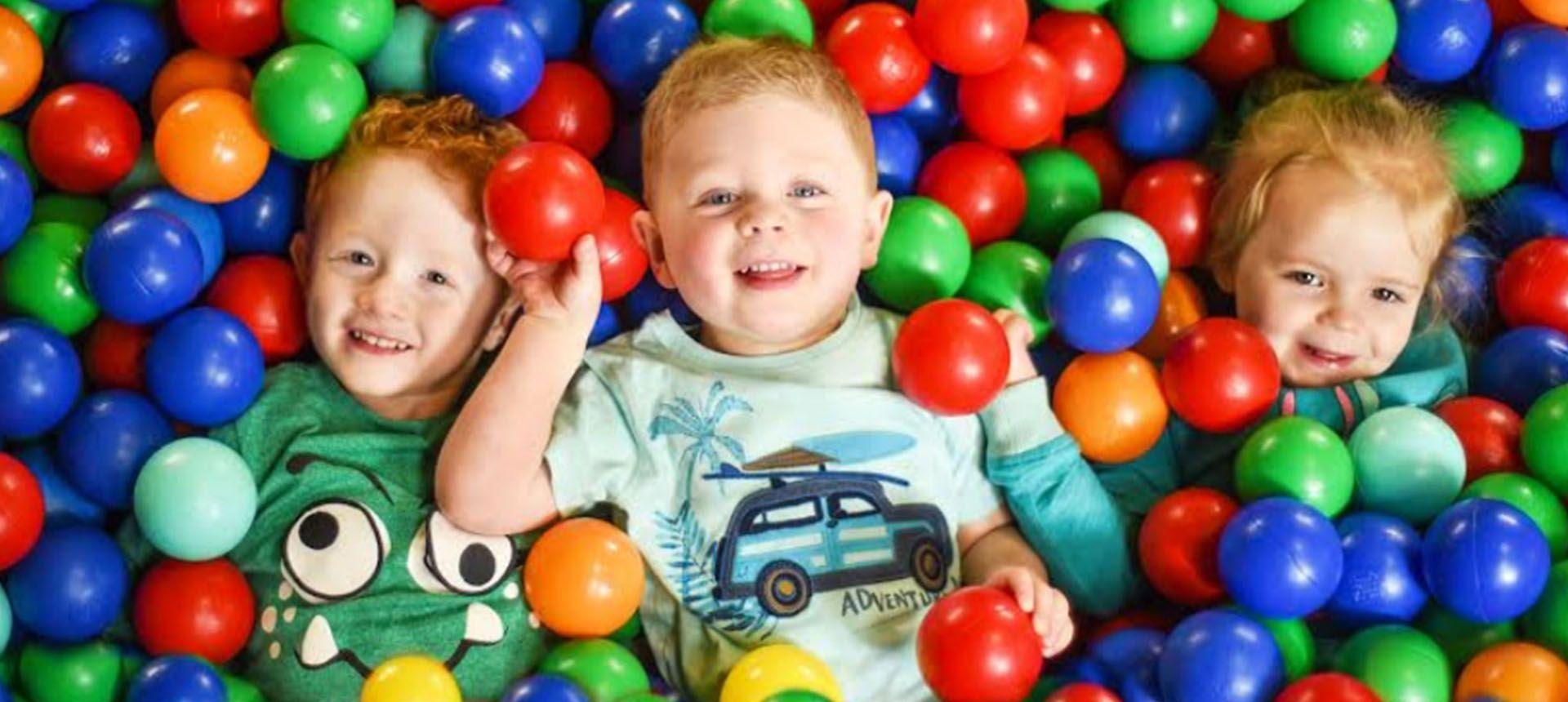 Indoor Activities for Kids- Bouncy Bunch Indore