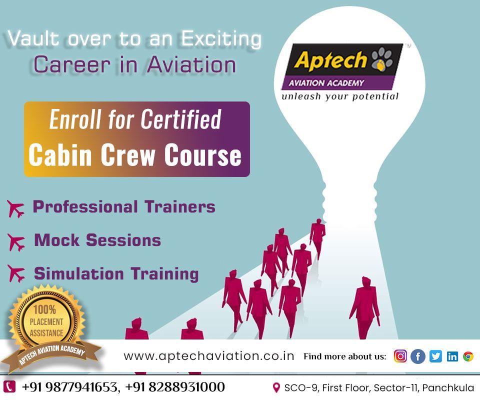cabin crew institute in panchkula