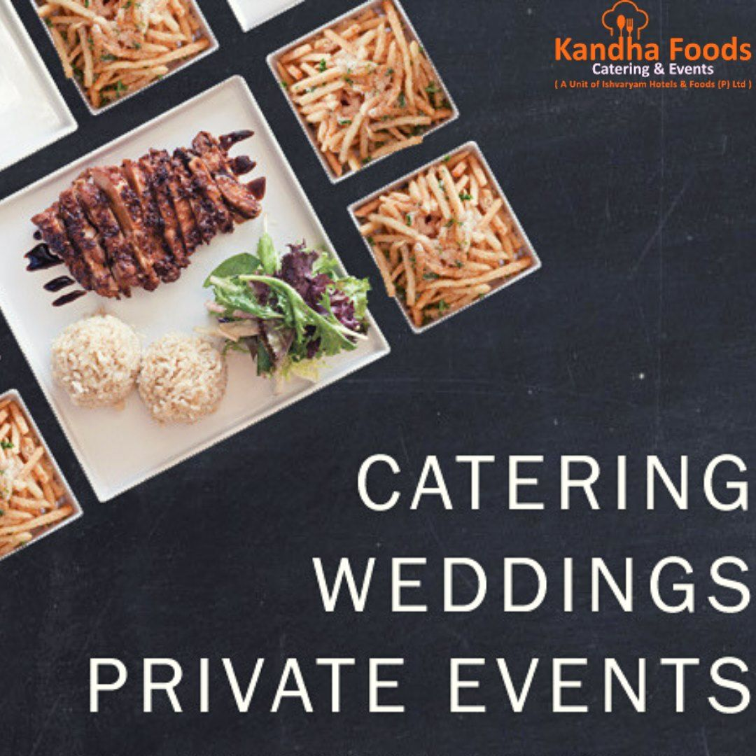 catering wedding private events