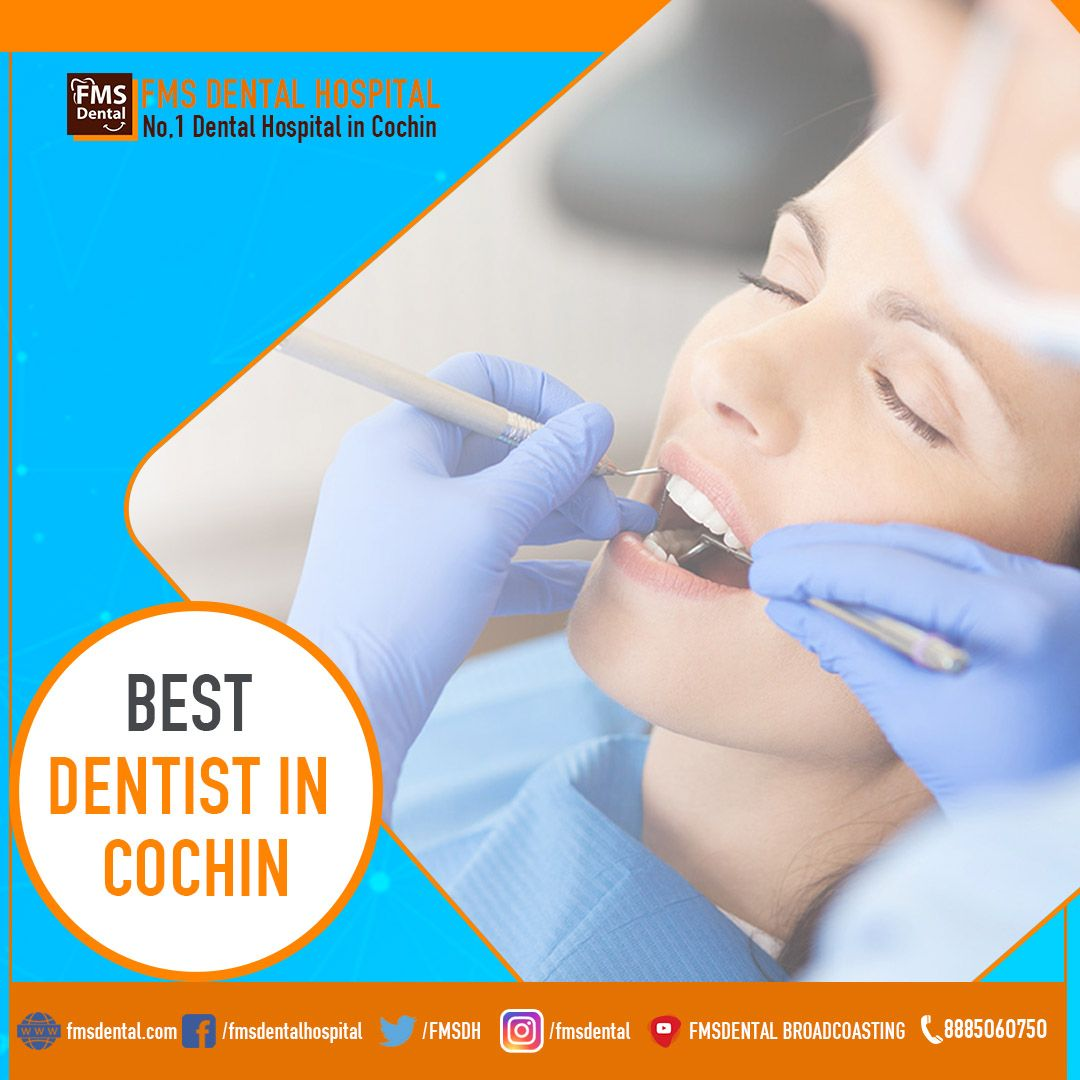 Best dental clinic in kochi  india